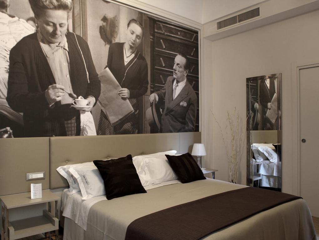 Отель Partenope Relais Италия Неаполь