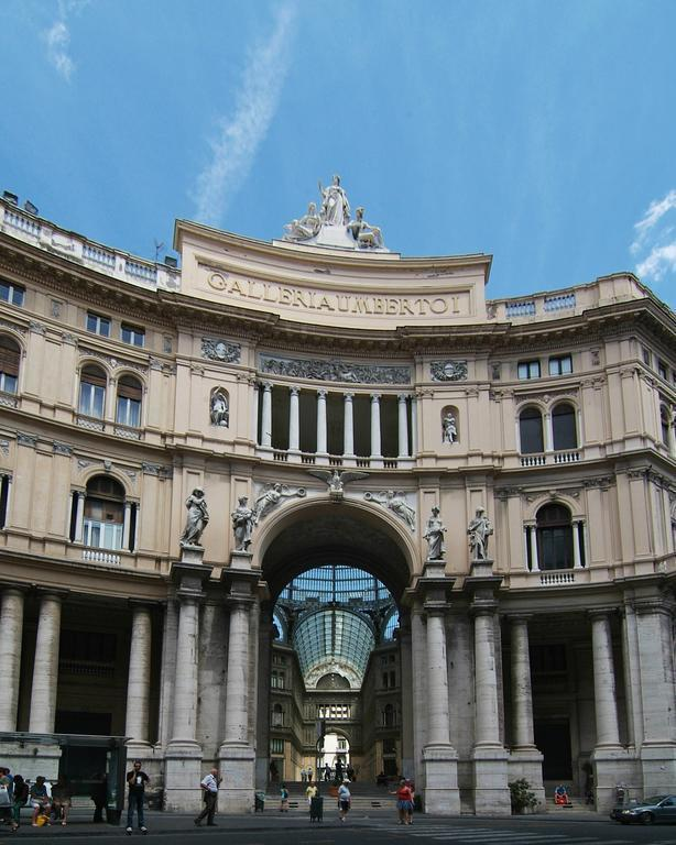 Art Resort Galleria Umberto Неаполь