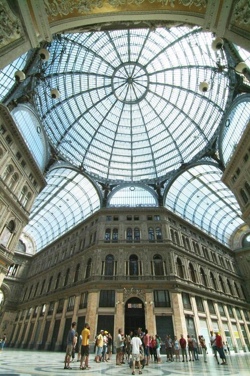 Отель Art Resort Galleria Umberto Неаполь