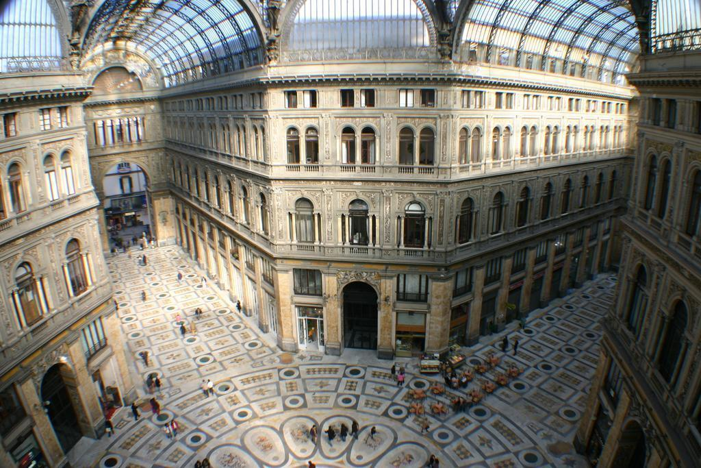 Отель Art Resort Galleria Umberto Италия Неаполь