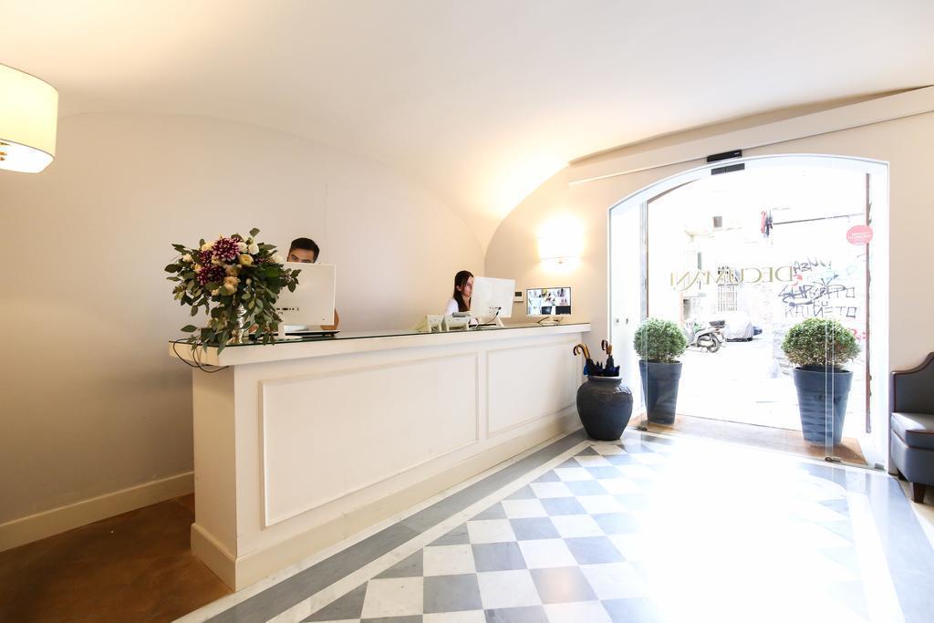 Отель Decumani Hotel De Charme Италия Неаполь