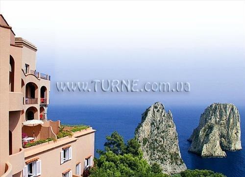 Фото Punta Tragara Италия Неаполь