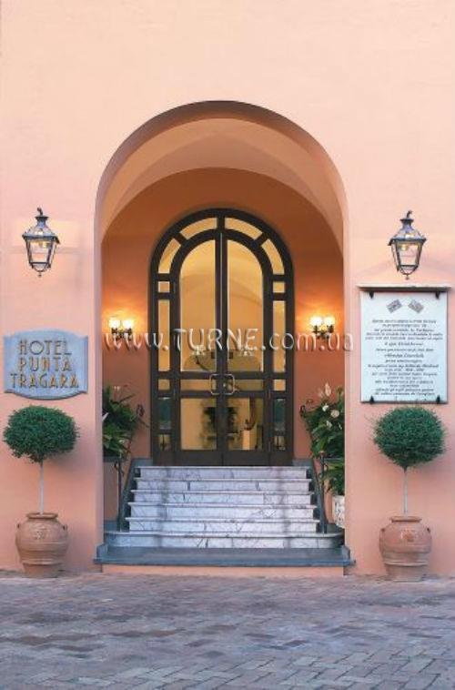 Отель Punta Tragara Италия Неаполь