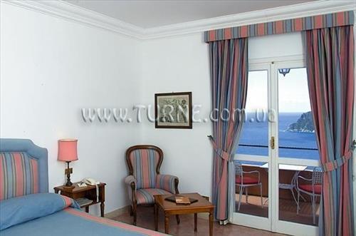 Punta Tragara Италия Неаполь