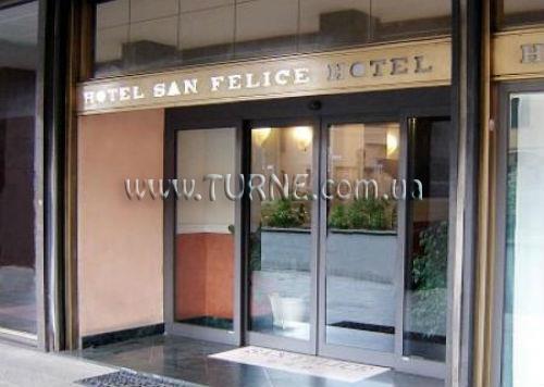 Отель San Felice Италия Неаполь