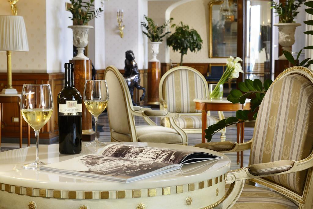 Grand Hotel Parkers Неаполь
