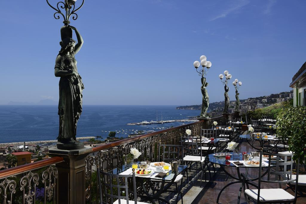 Фото Grand Hotel Parkers Италия Неаполь