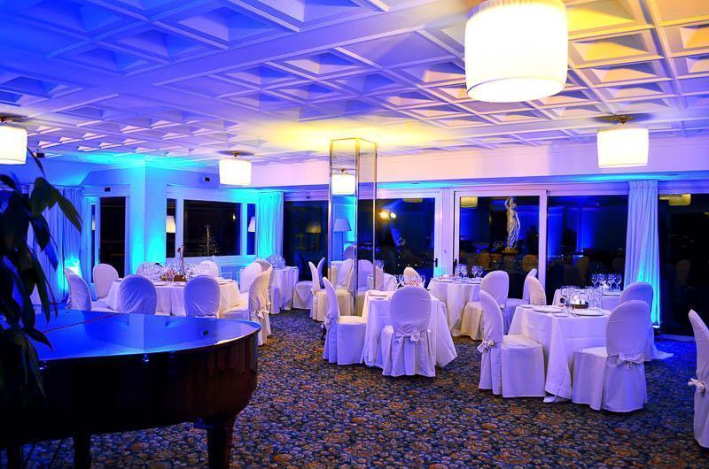 Отель Grand Hotel Parkers Неаполь