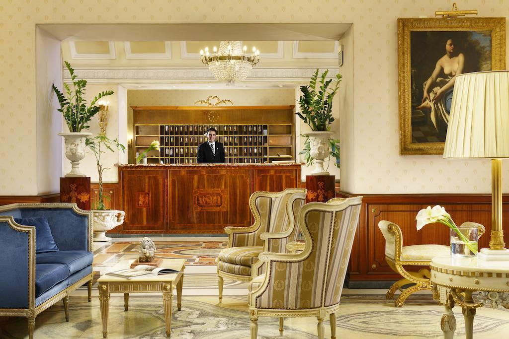 Фото Grand Hotel Parkers Неаполь