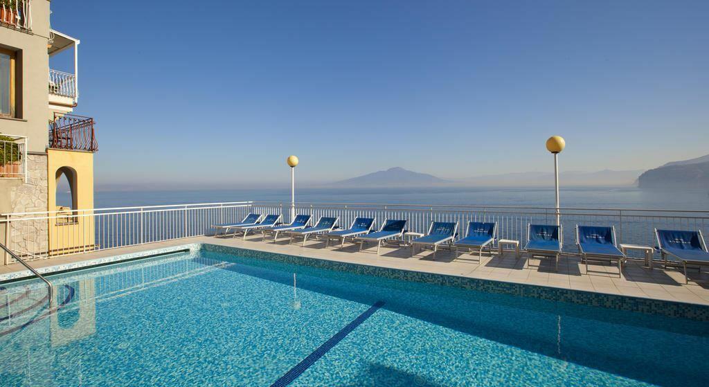 Отель Settimo Cielo Неаполитанская ривьера