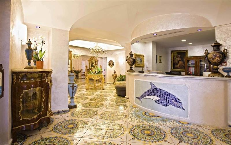 Отель Hotel Delfini Terme & Beauty Италия о. Искья