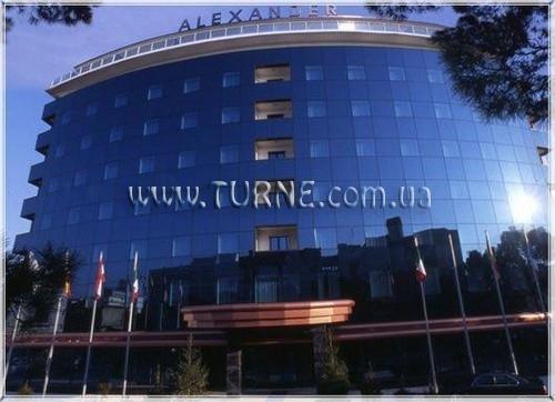 Отель Terme Alexander Италия о. Искья