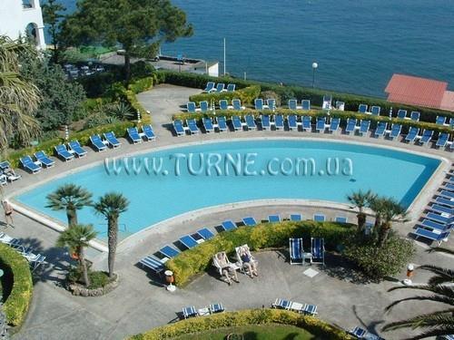 Отель Terme Alexander о. Искья