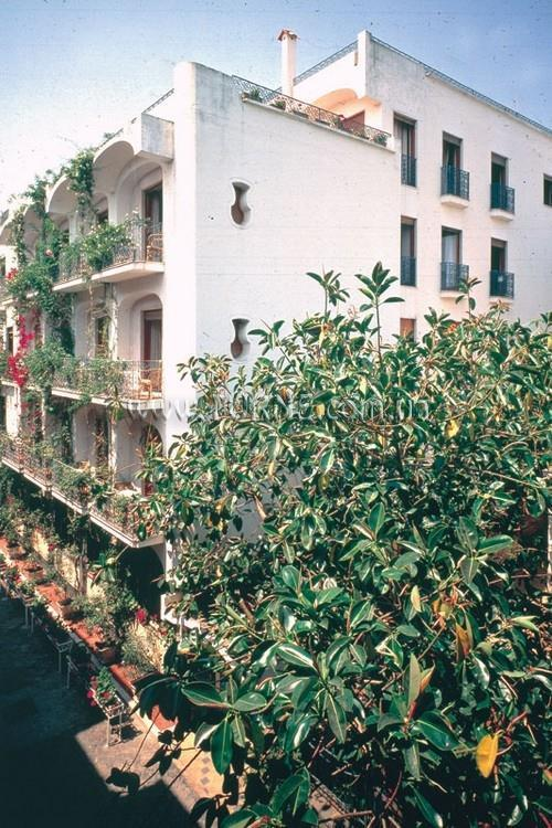 Отель Bristol Terme Италия о. Искья