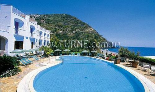 Отель Parco Smeraldo Terme & Residence Италия о. Искья