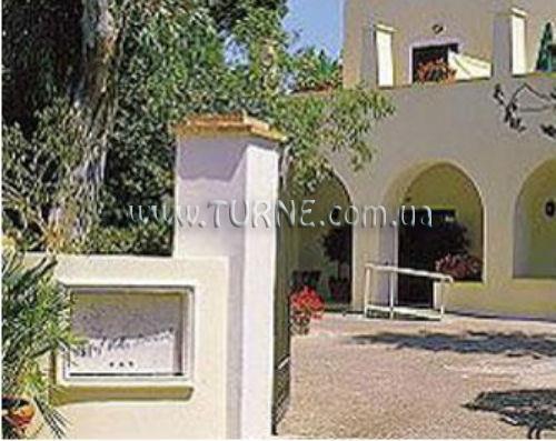 Отель Villa Durrueli Италия о. Искья