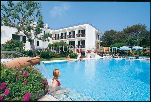 Отель Villa Durrueli о. Искья