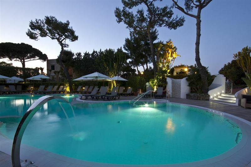 Отель Hermitage & Park Terme о. Искья