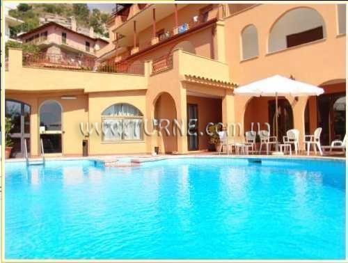 Отель Andromaco Palace Италия о. Сицилия