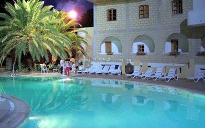 Отель Akrabello Италия о. Сицилия