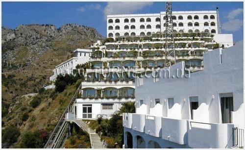 Отель Antares Le Terazze о. Сицилия