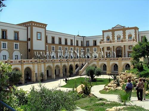 Отель Baglio Basile Италия о. Сицилия
