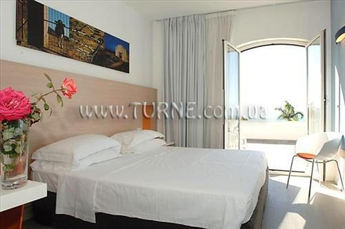 Отель Kaos о. Сицилия