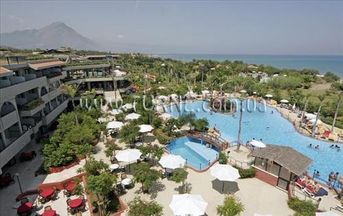 Отель Fiesta Athenee Palace Италия о. Сицилия