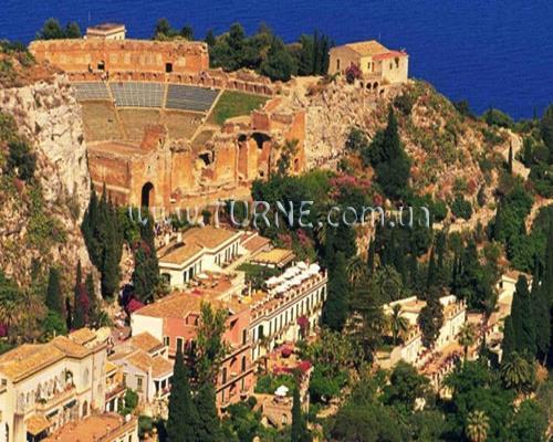 Фото Grand Hotel Timeo о. Сицилия