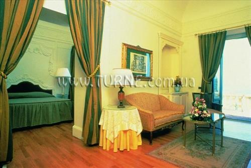 Отель Grand Hotel Timeo Италия о. Сицилия