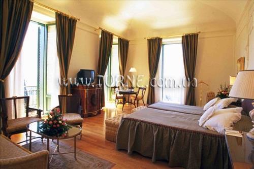 Отель Grand Hotel Timeo о. Сицилия