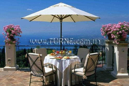 Grand Hotel Timeo о. Сицилия
