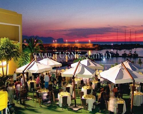 Azzolini Palm Beach Италия о. Сицилия