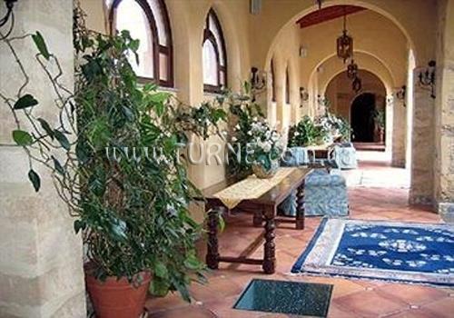 Отель Baglio Conca D'Oro о. Сицилия