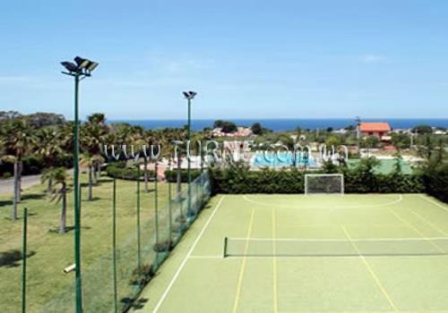 Отель Cala Rossa Италия о. Сицилия
