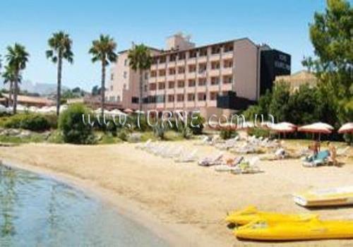Отель Club Solunto Mare Италия о. Сицилия