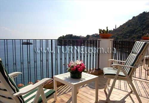 Отель Lido Mediterranee о. Сицилия