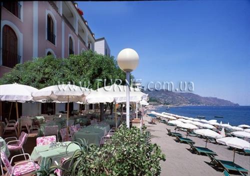 Lido Mediterranee о. Сицилия