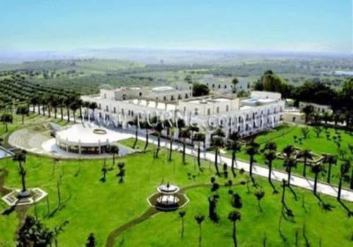 Kempenski Hotel Giardino Di Costanza Италия о. Сицилия