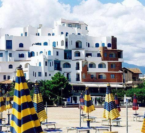 Отель Sporting Baia о. Сицилия