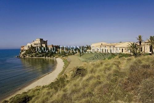 Отель Falconara Charming House & Resort Италия о. Сицилия