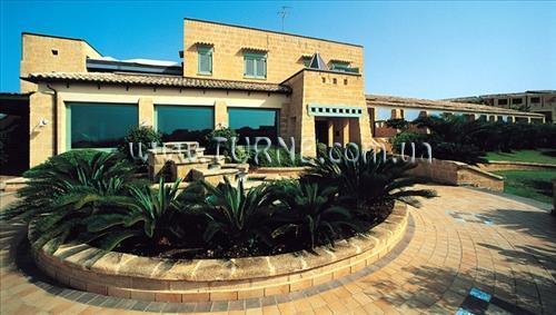 Отель NH Venus Sea Garden Resort о. Сицилия