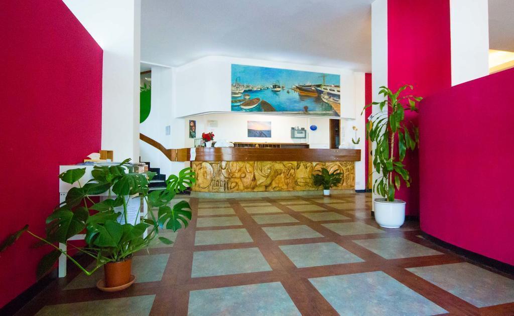 Отель Delle Palme Италия о. Сицилия