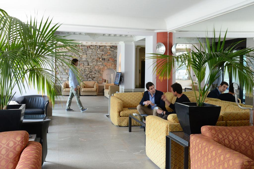 Фото Hotel Metropole & Suisse оз. Комо