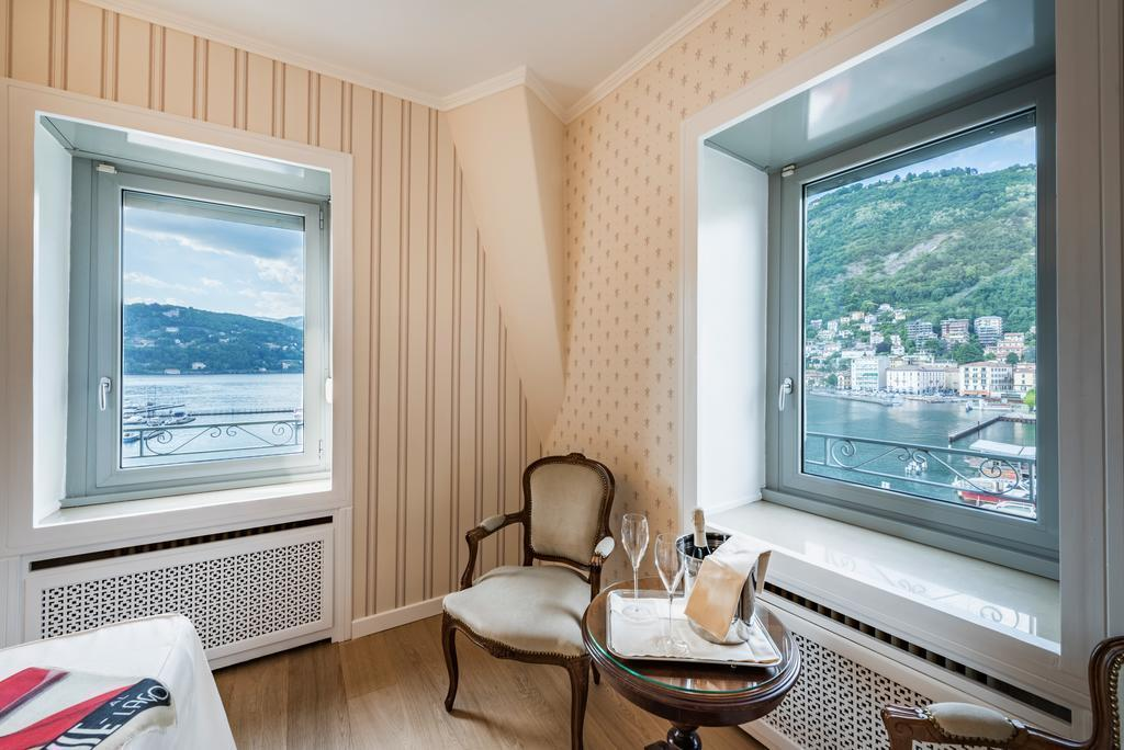 Hotel Metropole & Suisse Италия оз. Комо