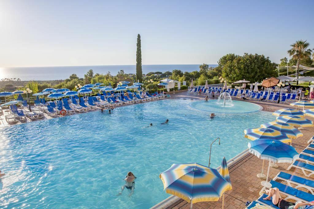 Отель Costa Verde Италия Палермо