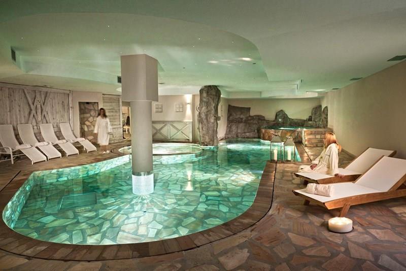 Отель Grand Hotel Paradiso Италия Пассо-Тонале