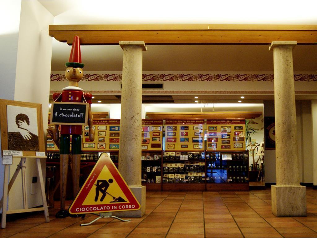 Отель Etruscan Chocohotel Перуджа