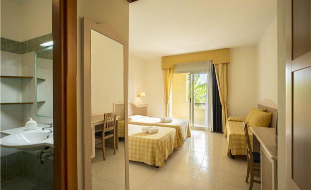 Отель Garden Resort Calabria (ex. Valtur Garden Calabria) Италия Пиццо