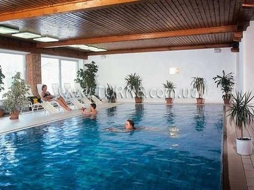 Фото Alpina hotel Италия Пинцоло